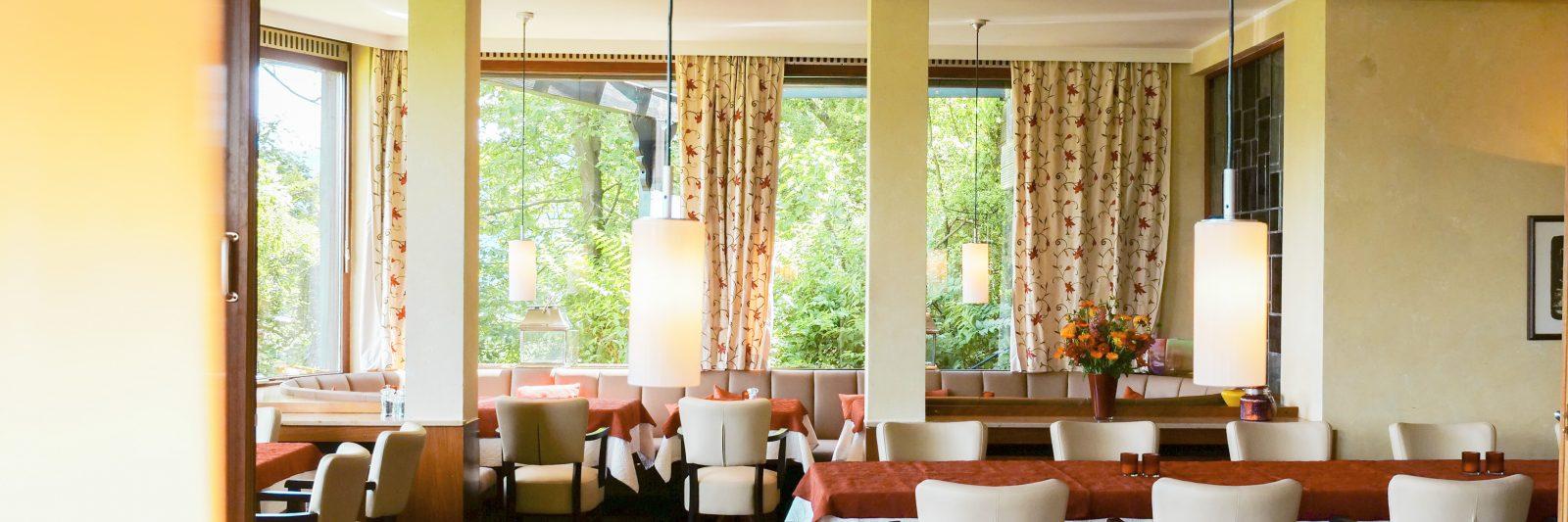 Restaurant_Ein ruhiges Hotel, Restaurant und Café direkt über der Lahn_Berghotel_Wintersberg